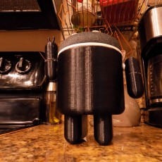 Picture of print of Android Body for Google Home Mini This print has been uploaded by Llama Lover