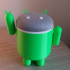 Android Body for Google Home Mini print image