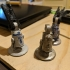 3DR Solo R2D2 longleg set image