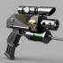 Eversor Assassin Executioner Pistol Prop : Warhammer 40k image