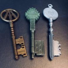 Ready Player One Keys