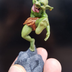 Picture of print of Goblin