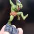 Goblin print image