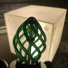 Picture of print of 3DPIAwards Spiral Egg