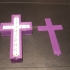 vakits 5mm LED Cross Enclosure image