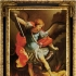 Saint Michael the Archangel Lithophane image