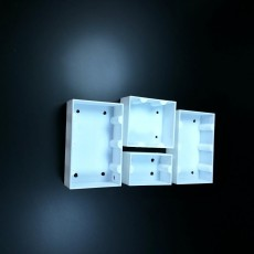 Picture of print of Electrical Switch / Outlet Junction Box