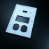 My Customized WALLY - Wall Plate Customizer print image