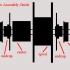 Filament Bearing Sleeve - Standalone -or- Companion to YAFSH image