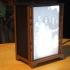 Lithophane Display Case - Portrait Mode image