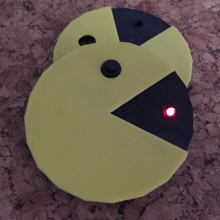 Pacman electronic wearable
