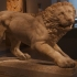 Funerary Lion image
