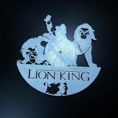 reloj rey leon