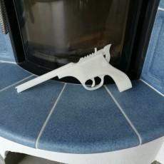 rubberband Pistol/Magazine