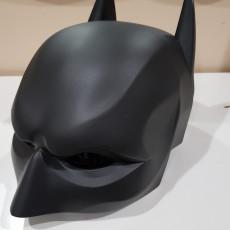 Picture of print of Batman Combat Helmet