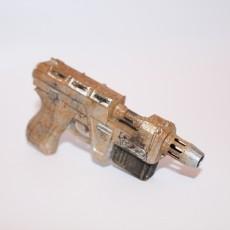 Glie-44 blaster pistol from Starwars and Battlefront 2