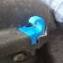 Daihatsu Charade Rear Shelf Clip image