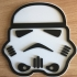 Stormtrooper Fridge Magnet image