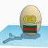 Gucci egg with spinner. image
