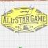 2015 MLB All Star Game Logo print image