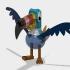 Rainbow Toucan image