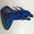 Dragon Head Wall Mount (Trophy) image