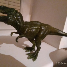 Picture of print of Tyrannosaurus Rex Figurine 3D Scan