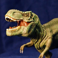 Picture of print of Tyrannosaurus Rex Figurine 3D Scan This print has been uploaded by Ralph Reed