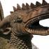 Dragon Sculpture 3D Scan image