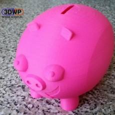 Printable Piggy Bank