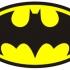 Batman Logo Wall Hanger image