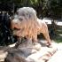 Lion Sculpture 3D Scan image