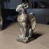 Griffin Sculpture (Griffon 3D Scan) print image