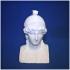 Athena Bust 3D Scan image