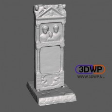 Roman Sculpture 3D Scan