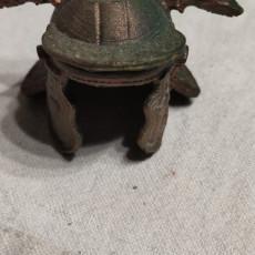 Picture of print of Centurion Helmet 3D Scan