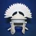 Centurion Helmet 3D Scan image