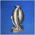 Fish Sculpture Vase image