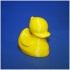 Rubber Ducky (Plastic Duck 3D Scan) image