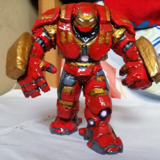 Picture of print of Hulkbuster (Iron Man)