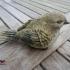 Sparrow Statue (3D scan) image
