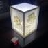 More-Than-a-Lithophane Camellia & Rose Lamp print image