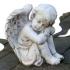 Sleeping Angel Sculpture image