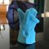 Gargoyle 3D Scan (Grotesque Sculpture) print image