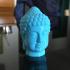 Buddha Head 3D Scan image