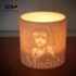 Les Misérables Tea Light Holder (Miserables Lithophane) image