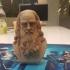 Leonardo Da Vinci Bust 3D Scan image