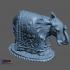 Elephant Sculpture 3D Scan image