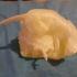 Georges Gardet - Drame Au Désert (Statue 3D Scan) print image