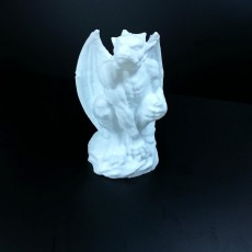 Picture of print of Gargoyle